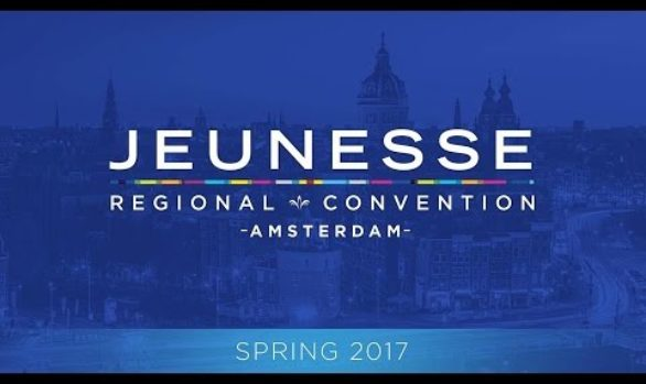 JEUNESSE UNIVERSITY, 28/30 APRIL 2017, AMSTERDAM