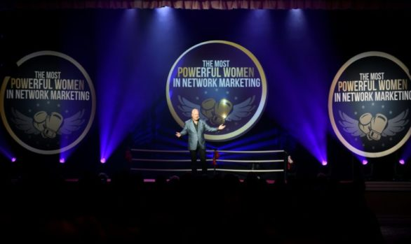 THE MOST POWERFUL WOMAN IN NETWORK MARKETING - 2nd to 4th March 2017, LAS VEGAS
